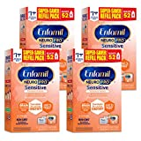 Enfamil NeuroPro Sensitive Baby Formula, Brain and Immune Support with...