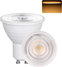 Gecheer GU10 6W Led Light Bulb lamp Cup Led Ampoule for Home Spotlight Energy Saving