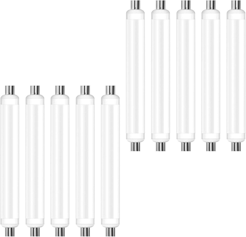 Osram LED Star Special Line, mit S19-Sockel, nicht dimmbar, Ersetzt 60 Watt, Matt, Warmwei - 2700 Kelvin, 10er-Pack