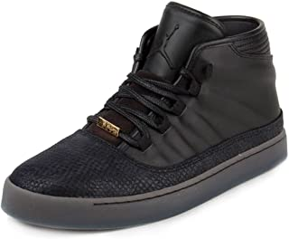 NIKE Boys Jordan Westbrook 0 BG Black/Metallic Gold-White Leather