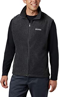 Columbia Men's Steens Mountain Full Zip Soft Fleece Vest,
