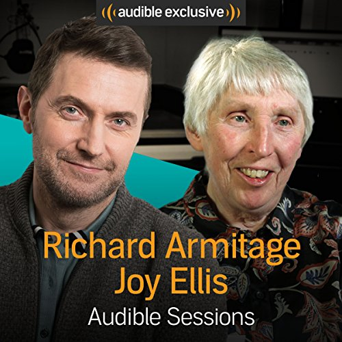 Richard Armitage & Joy Ellis audiobook cover art