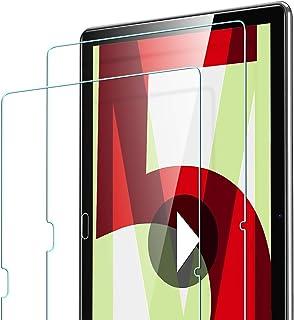 ESR Protector de Pantalla para Huawei MediaPad M5 Lite 10 [2 Piezas] [Vidrio Templado 9H] [Sin Burbujas] Resistente a Rayo...