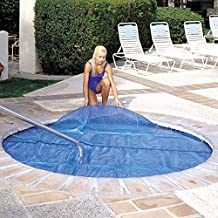 MidWest Canvas Durable 6'x'6' Square 15 Mil Solar Spa Blanket Cover for Spa & Hot Tub-Trimmable to Any Spa Or Hot Tub Shape