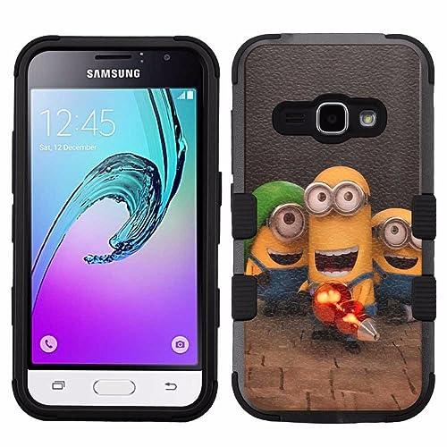 Galaxy J1 Minion Case: Amazon com