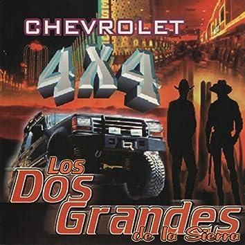 Chevrolet 4 X 4