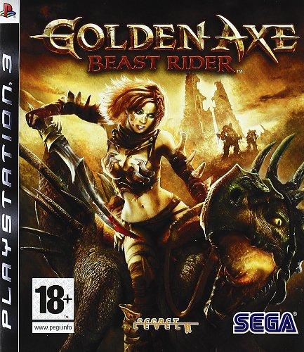 Golden Axe: Beast Rider [Import spagnolo]
