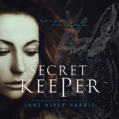 Secret Keeper audiobook cover art
