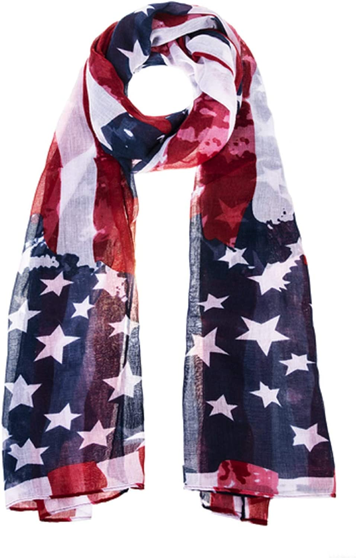 Ganz Americana New life ER50145 Baltimore Mall Scarf