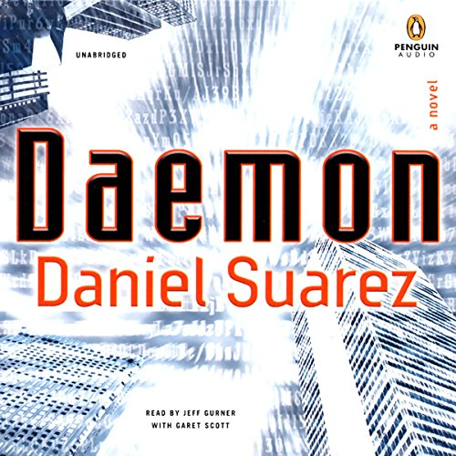 Daemon audiobook cover art