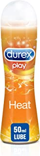 Durex Play Heat Lube - 50ml Gel