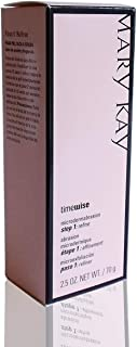 Mary Kay TimeWise Microdermabrasion Step 1: Refine