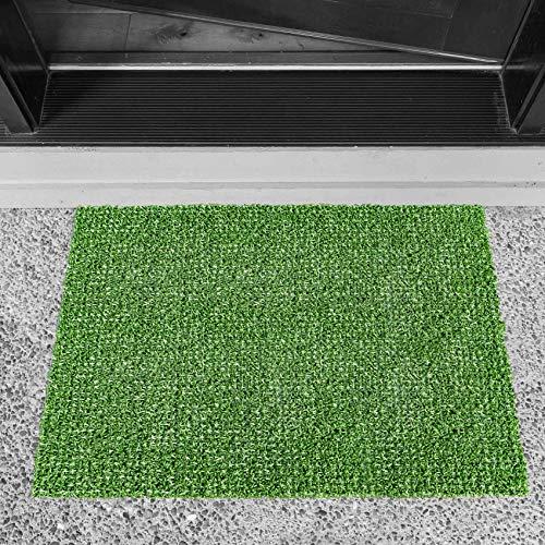 suciedad captura para maletero-funcionen felpudo Funcionen-hierba mate 60x40cm verde