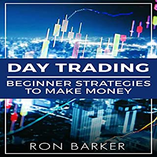Day Trading: Beginner Strategies to Make Money audiobook cover art