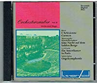 VARIOUS ARTISTS - Orchesterzauber Vol 2 - Orchestral Magic (1 CD)