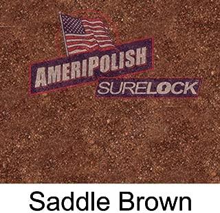 Ameripolish Surelock Concrete Color Dye (1 Gallon, Saddle Brown)