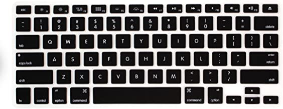 YYubao Super Stretchy Silicone Keyboard Cover Skin Protector for MacBook Pro 13