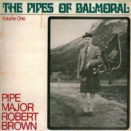 Pipe Major Robert Brown
