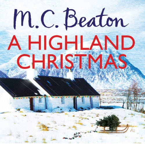 A Highland Christmas cover art