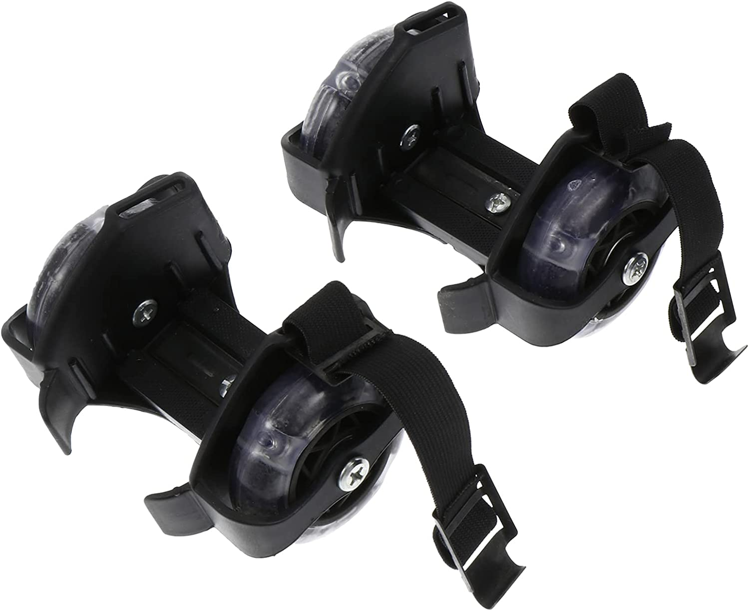 BESPORTBLE 1 Pair Light Up Skate Adjustable Rollers with Bombing Max 85% OFF free shipping Tw Band