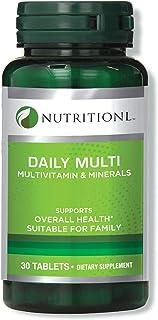 Nutritionl Daily Multivitamin 30 Tablets