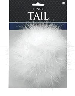 real bunny tail