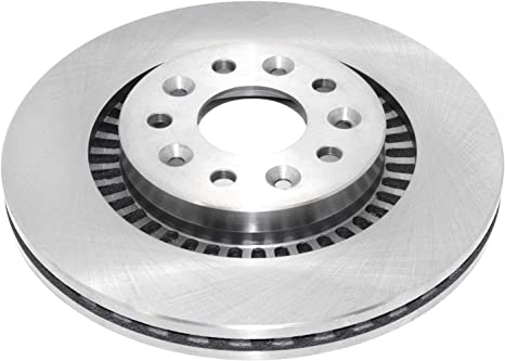 DuraGo BR54116 Rear Solid Disc Brake Rotor