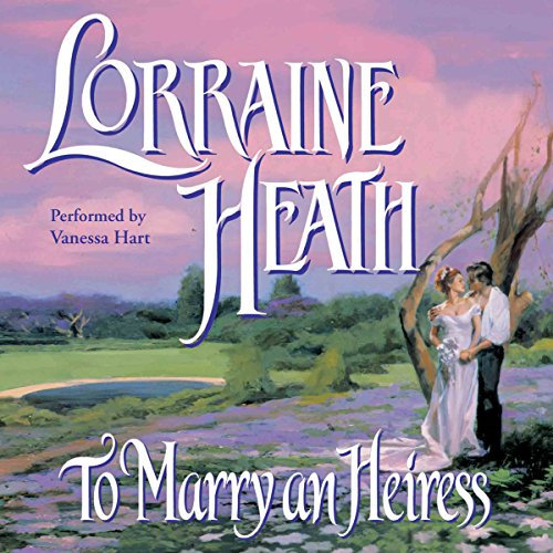 To Marry an Heiress audiobook cover art