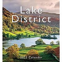 Lake District Mini Easel Desk Calendar 2022