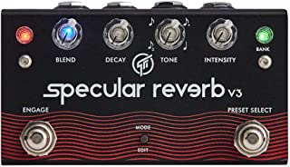 GFI Systems Specular Reverb V3 Guitar Effects Pedal