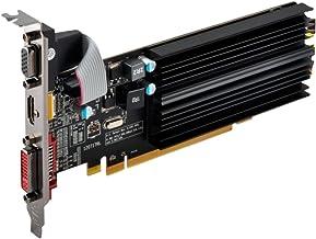 XFX ATI Radeon HD5450 1 GB DDR3 VGA/DVI/HDMI Low Profile PCI-Express Video Card HD545XZCH2