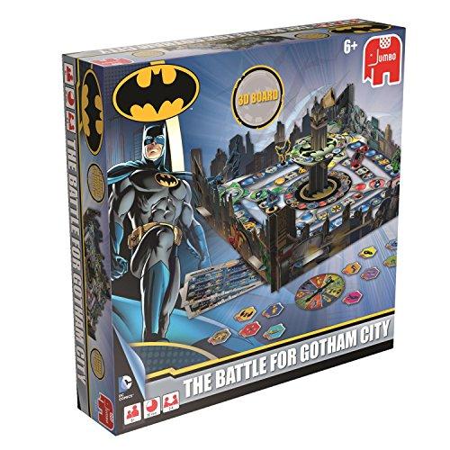 Jumbo 18153 - Batman - Battle for Gotham City Spiel