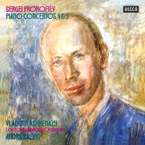 Vladimir Ashkenazy, London Symphony Orchestra & André Previn