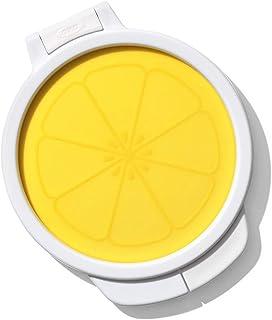 OXO シリコン フードキーパー レモン 繰り返 使える 保存 エコ ラップ