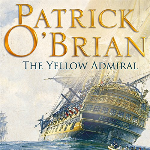 The Yellow Admiral cover art