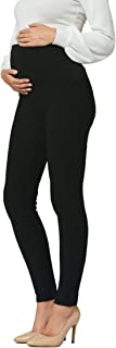 Premium Women's Stretch Ponte Pants - Dressy Leggings -...