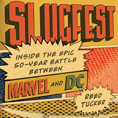 Slugfest audiobook cover art