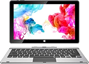 jumper EZpad 6 Pro,Tablet de 11.6 Pulgadas(Windows 10 ultradelgado portátil Desmontable ,2in1 Tablet,Apollo Intel Atom E3950, Quad-Core 6G + 64G EMMC, 1920X1080 Full HD IPS) Plata Tablet Sin Teclado