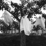 ATDAWN Halloween Hanging Ghosts, Halloween Party Decoration, Flying Ghost for Front Yard Patio Lawn Garden Party Holiday Decoration, 3 Pack