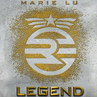 Legend (Legend 1) audiobook cover art
