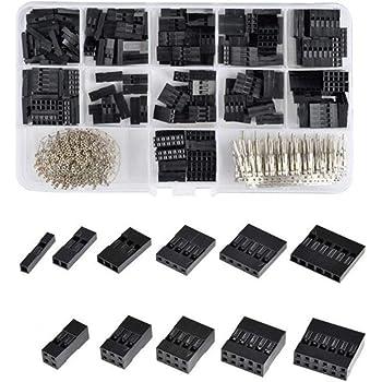 2 pines Terminal de tornillo PCB para Arduino 114 unidades 4 pines 3 pines
