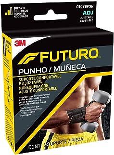 پشتیبانی مچ دست قابل تنظیم Futuro Sport ، به تسکین علائم اسپری مچ دست ، پشتیبانی متوسط کمک می کند