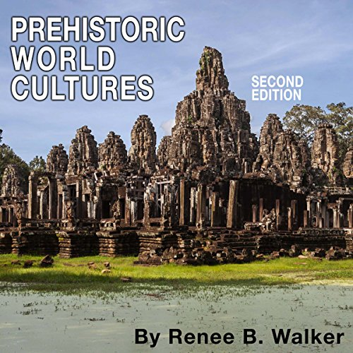 Prehistoric World Cultures audiobook cover art