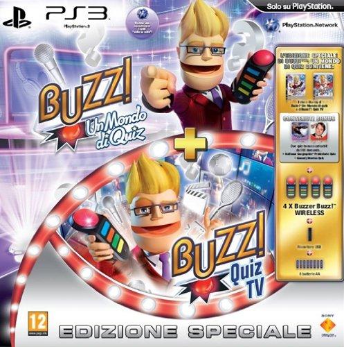 Buzz Quiz TV Spec Ed + Mondo Quiz+ Wrlss