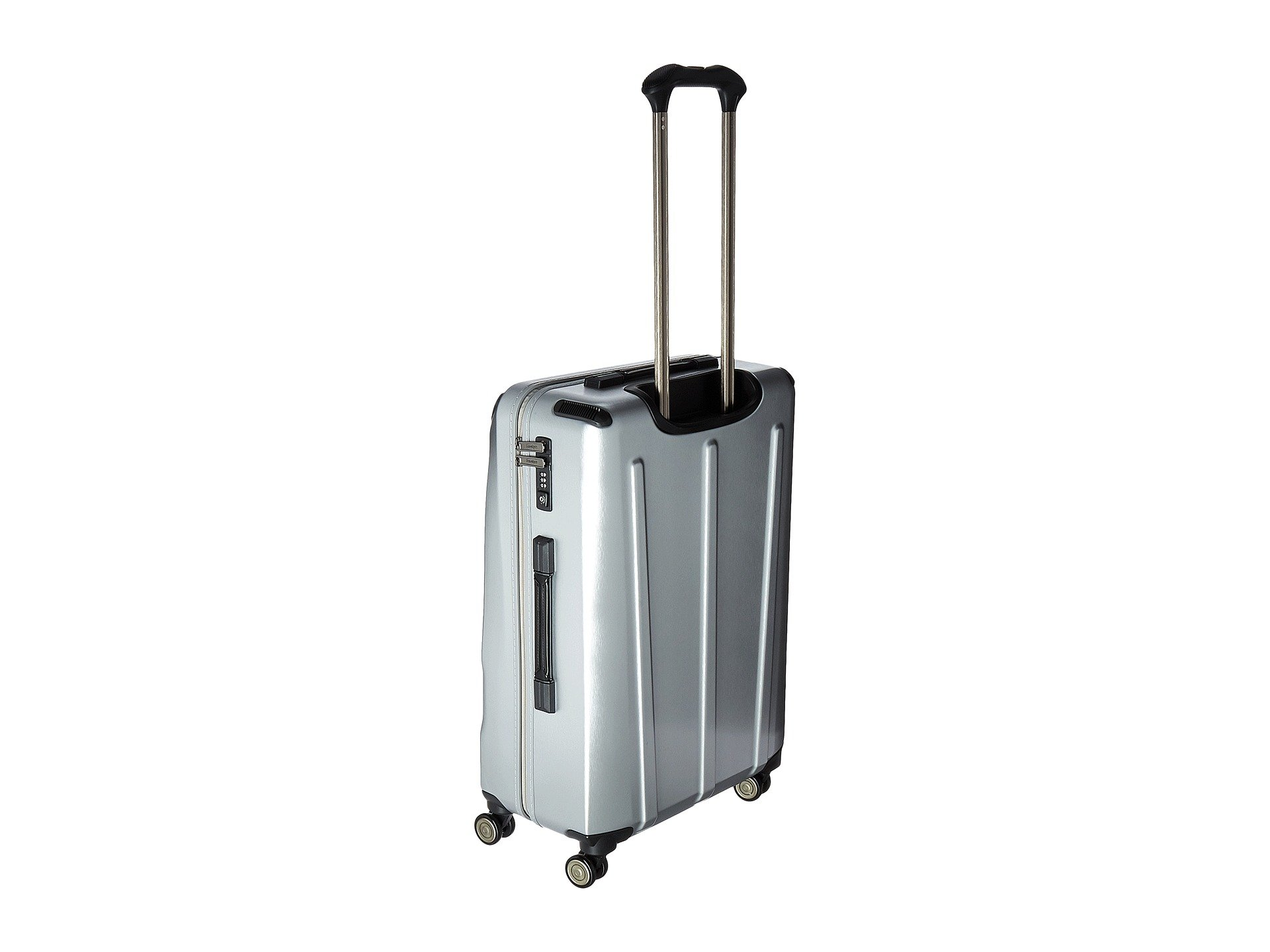 Travelpro Hardside 11 Silver Spinner Crew 25