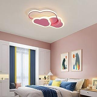 42W LED plafonnier Ultra-mince chambre fille enfant suspension luminaire design lampes de salon Lustre de chambre de plafo...