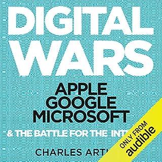 Digital Wars audiobook cover art