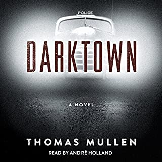 Darktown cover art