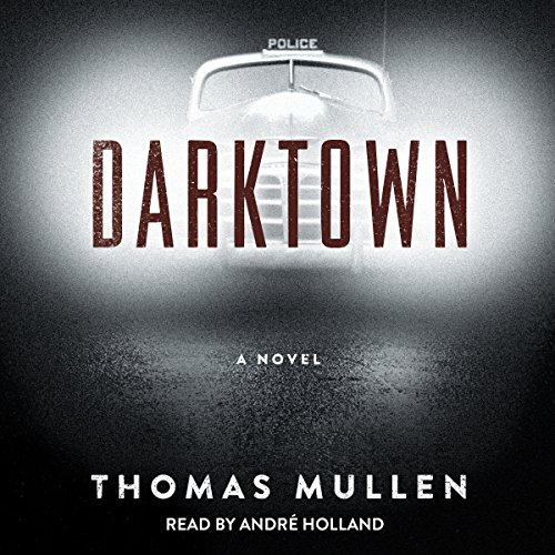 Darktown audiobook cover art