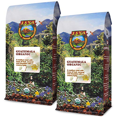 Java Planet Guatemalan Organic Medium Roast